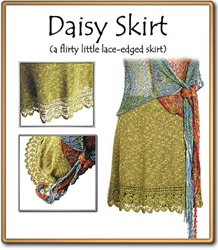 Daisy Skirt by c2knits