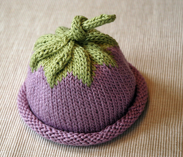 Baby Berry Hat