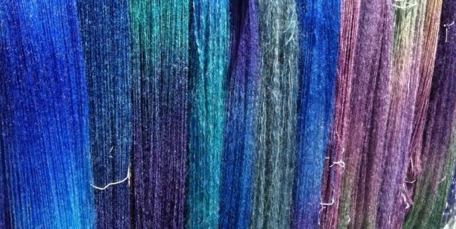 Fluffy Yarn