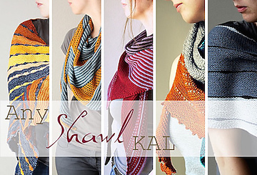 Mairlynd Any Shawl KAL 01